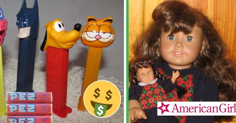 Do You Own These Vintage Toys? They