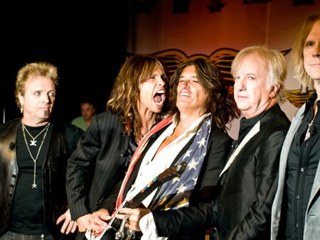 aerosmith band