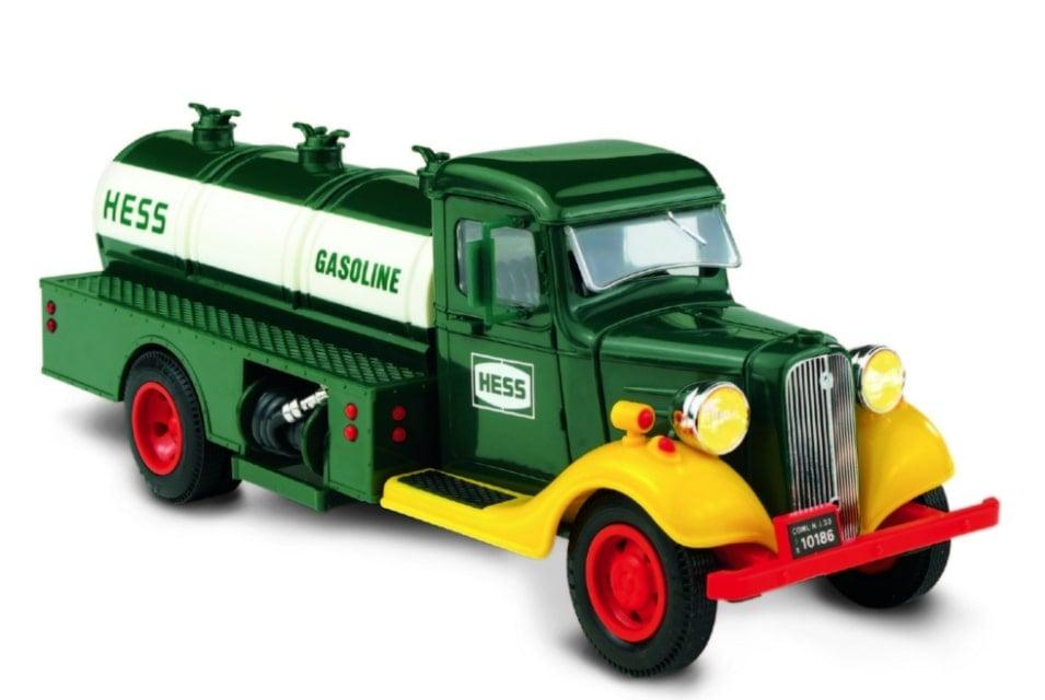first hess truck