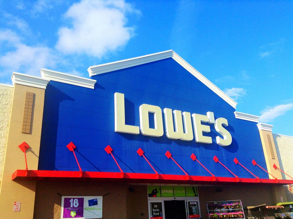 lowes closing