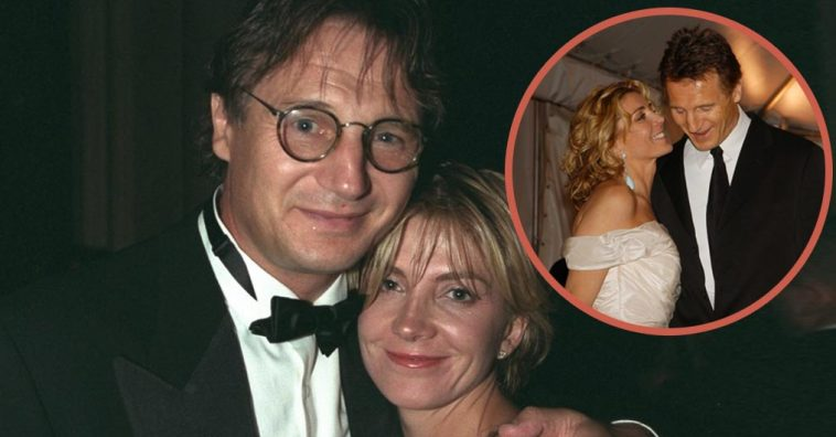 An Inside Look On Natasha Richardson And Liam Neeson's