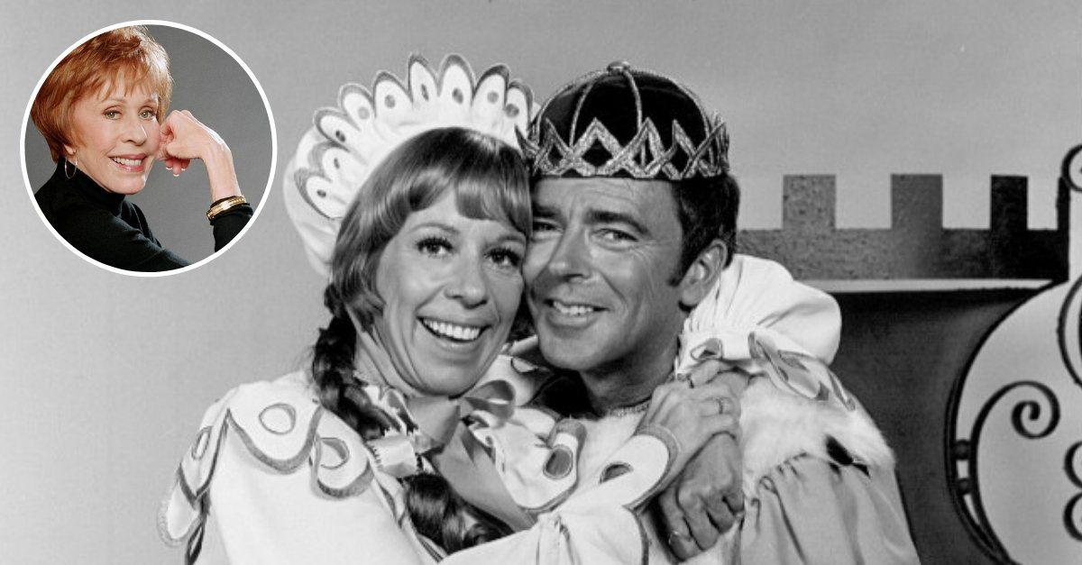 Carol Burnett Remembers Ken Berry Fondly After His Death