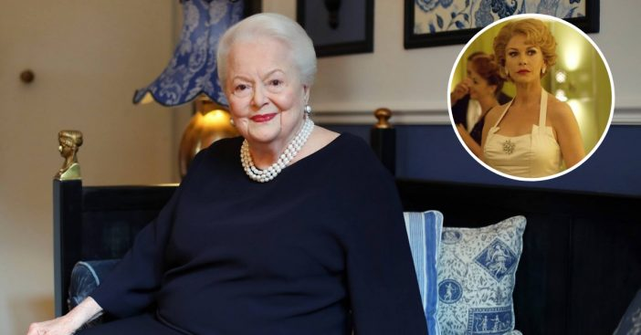 Olivia De Havilland has sued FX Studios