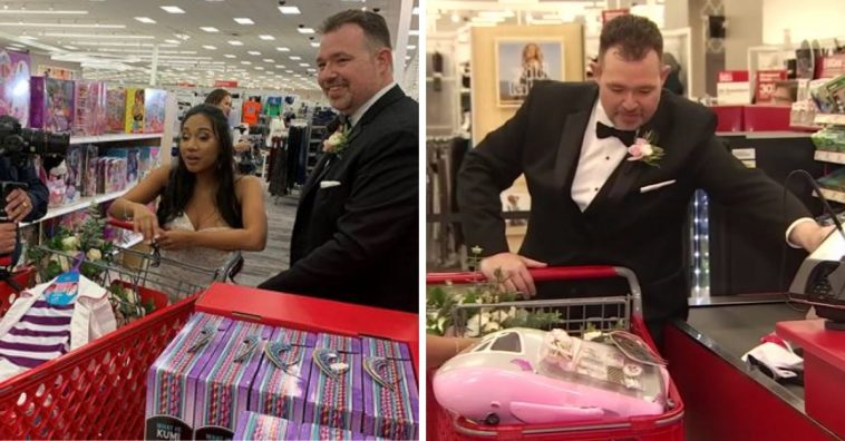 Orlando Newlyweds Give Wedding Guests $10 Each To Purchase