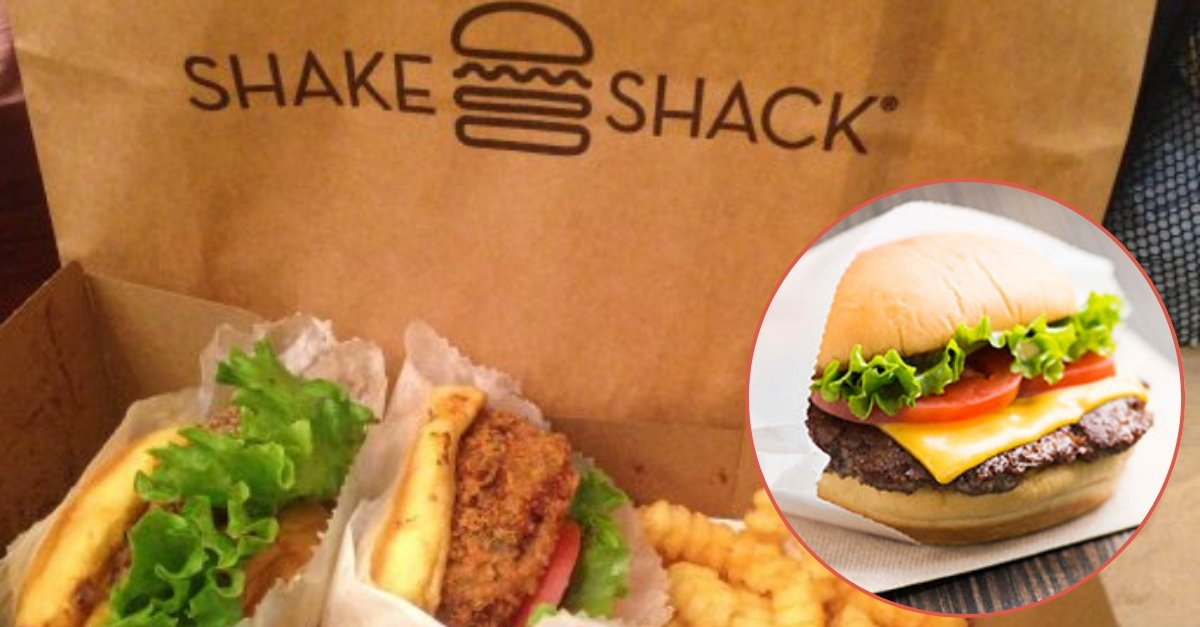 Shake Shack Is Giving Away Free Burgers This Week — Here's How You Can Get One