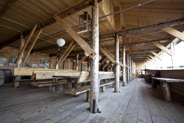 inside ark