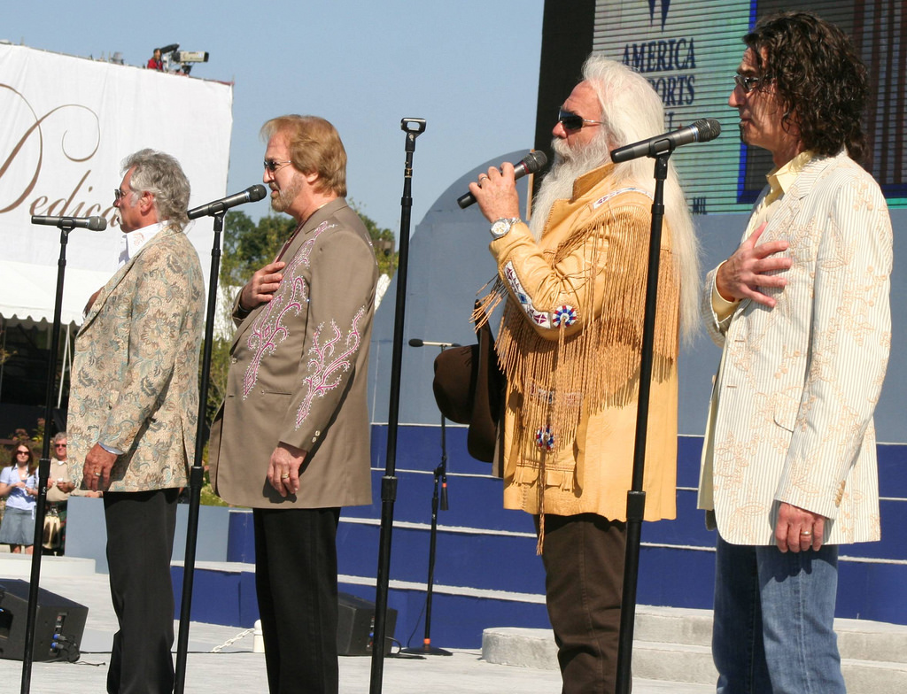 oak ridge boys band