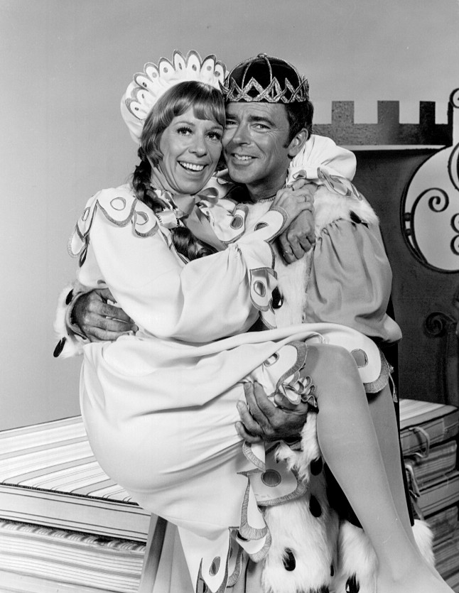 carol burnett ken berry