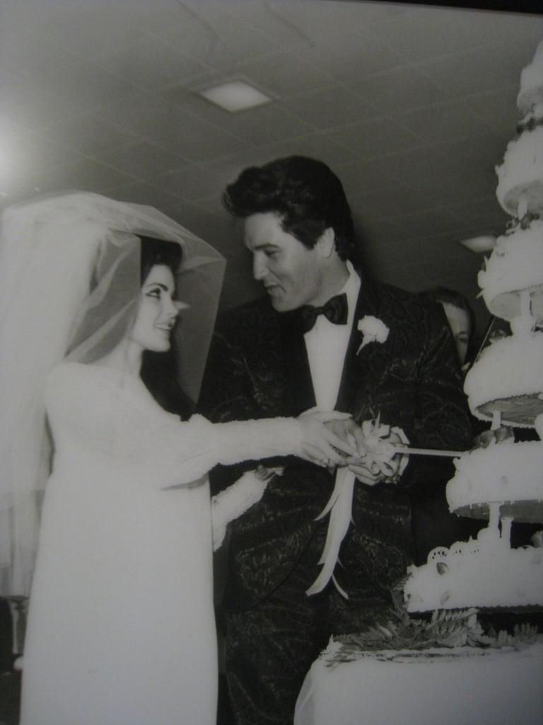 elvis priscilla wedding