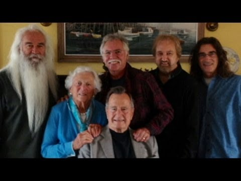 oak ridge boys bush