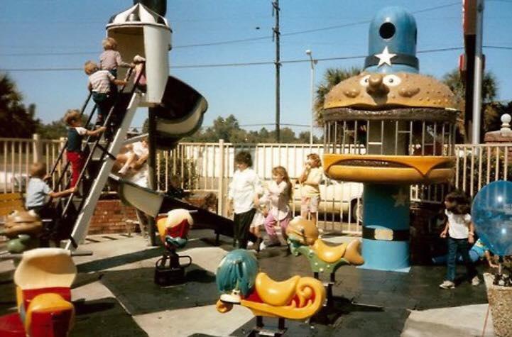 mcdonalds playground