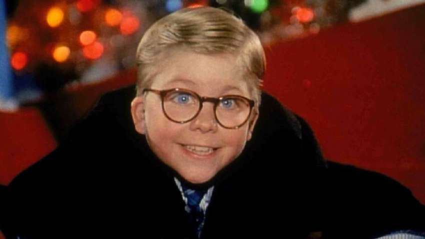 Adult Ralphie from A Christmas Story is in Elf, internet ...