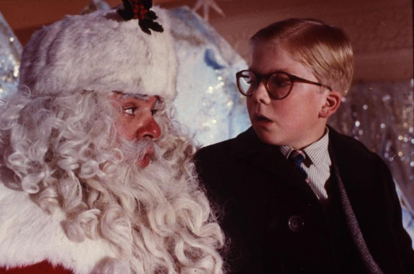 Ralphie A Christmas Story.Ralphie From A Christmas Story Had An Unnoticed Cameo In Elf