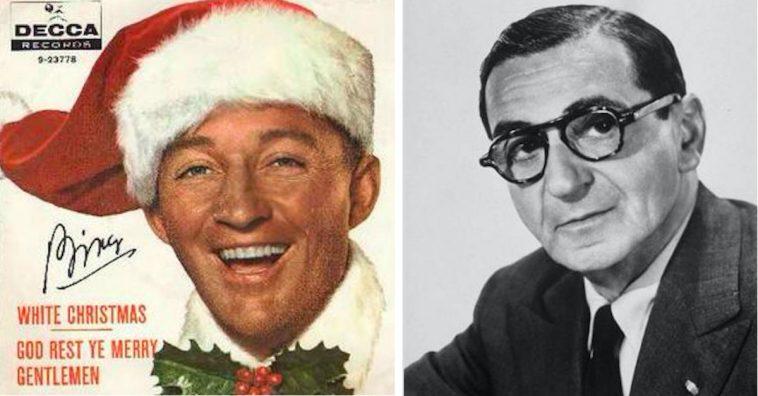 White Christmas Lyrics.The True Story Behind The Lyrics Of White Christmas