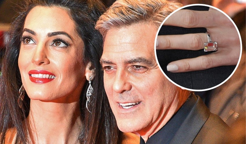 9 Most Extravagant Celebrity Engagement Rings