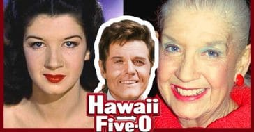 The cast of 'Hawaii Five-O' then and now