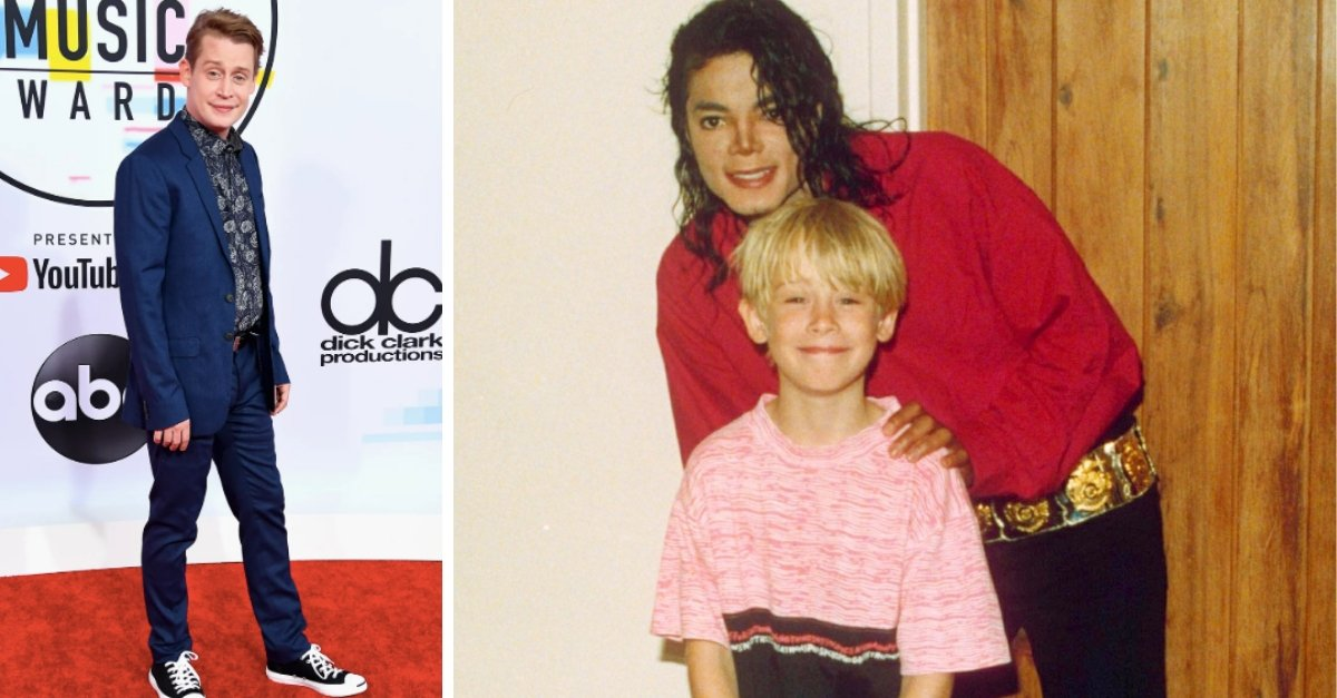 Macaulay Culkin Has Finally Opened Up About His Past Relationship With Michael Jackson