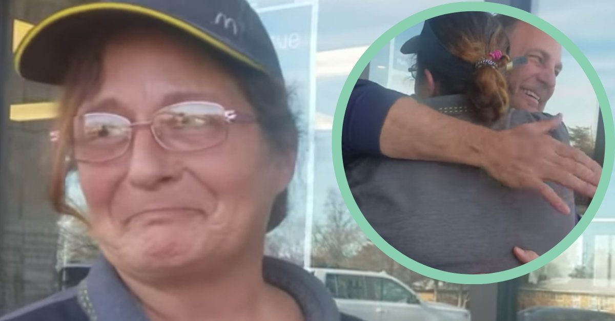 McDonald's Customer Gives New Car To His Favorite Employee After Hers Breaks Down