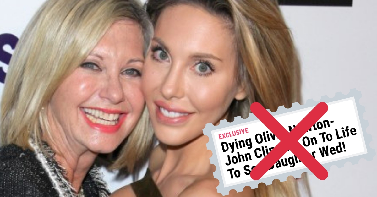 Olivia Newton-John Denies Reports Of Failing Health, Here's What She Has To Say