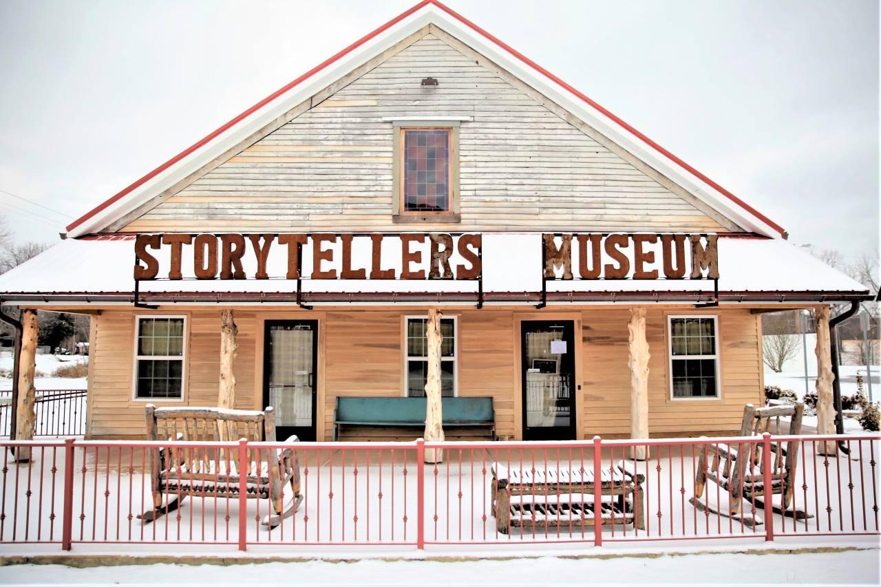 storytellers museum