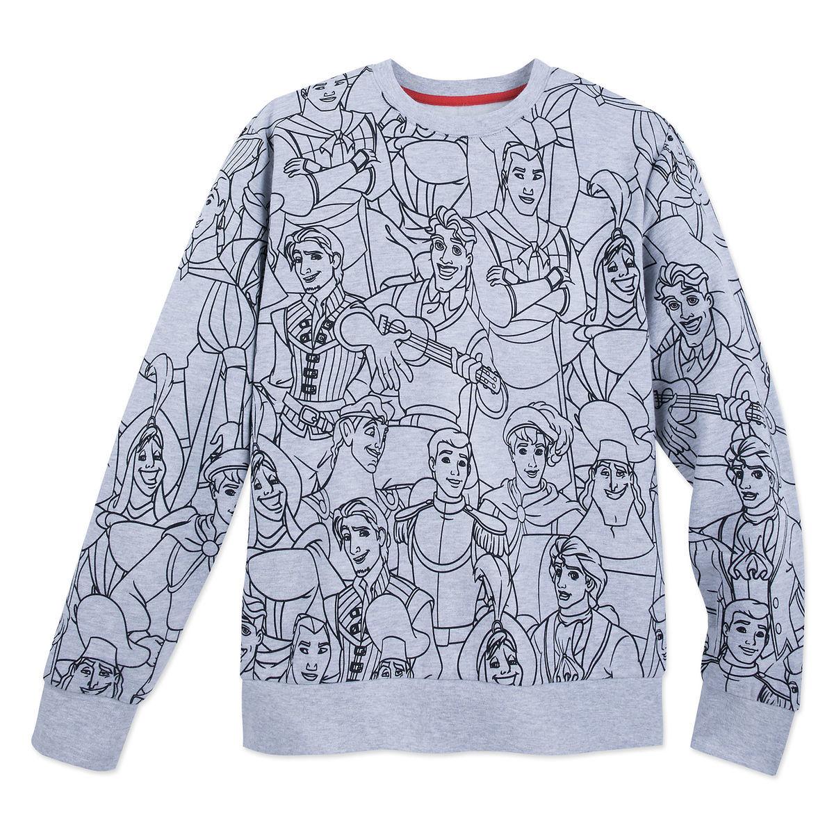 princes sweatshirt