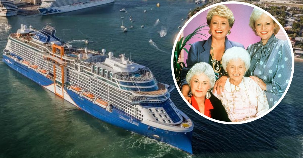 Cruises From Miami >> A 'Golden Girls' Fan Cruise Will Be Setting Sail In 2020