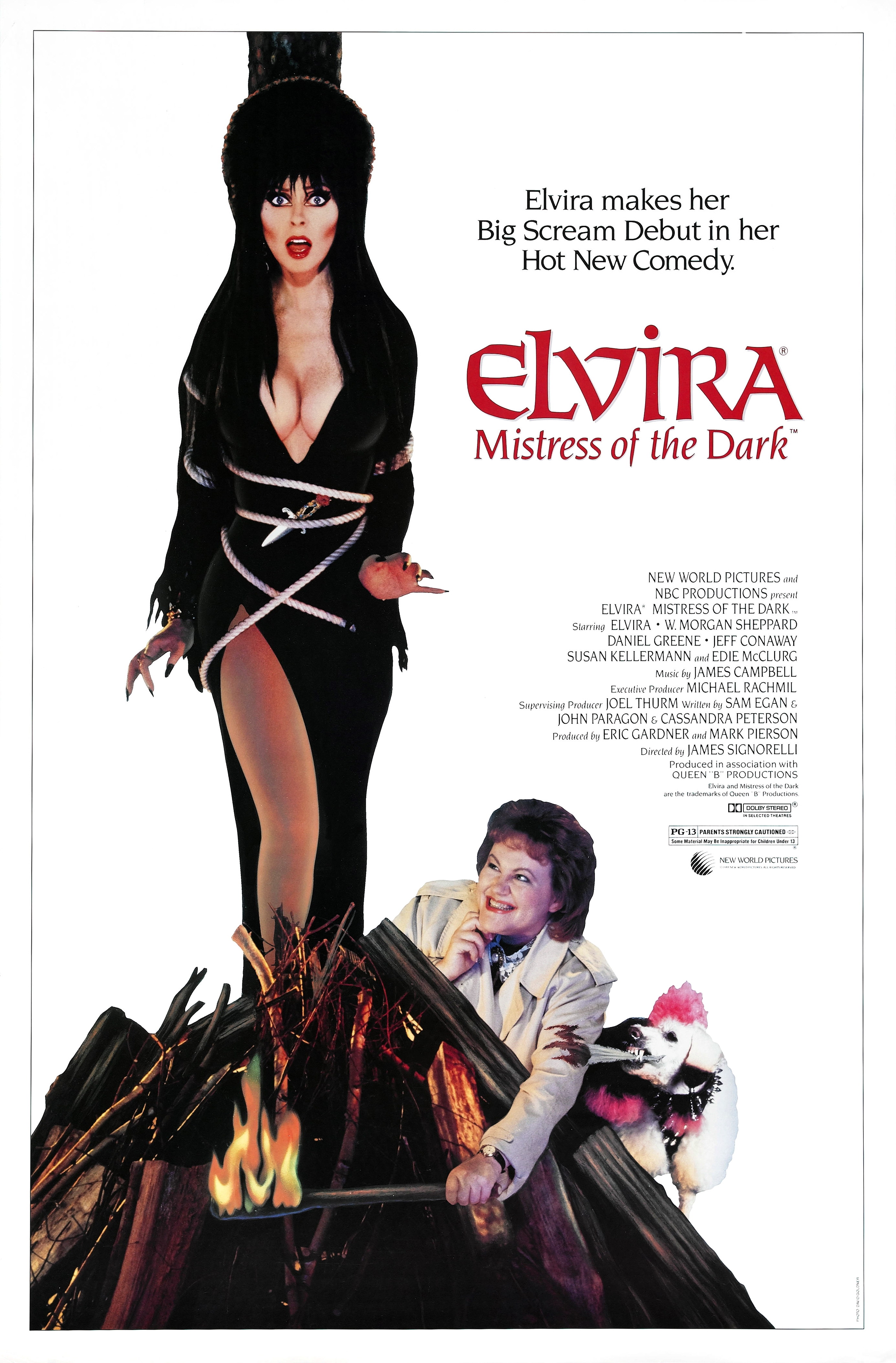 elvira movie