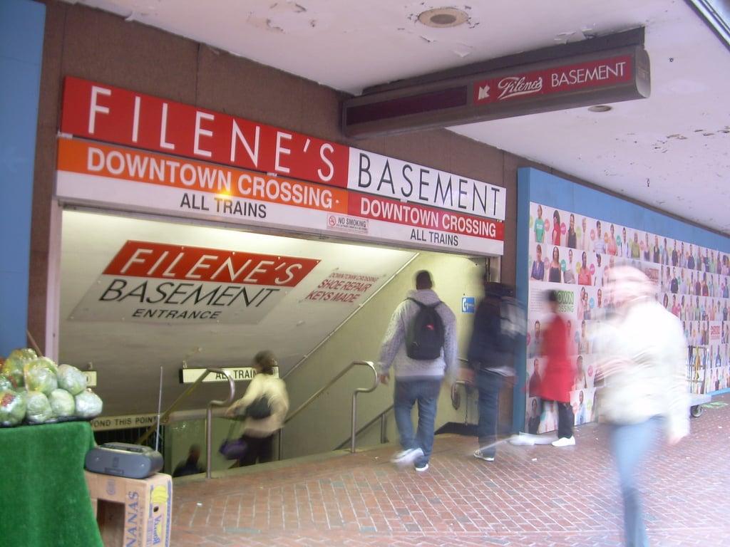 filenes basement