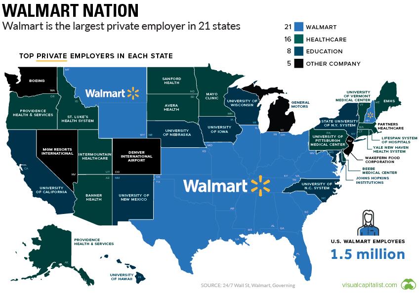 employer map