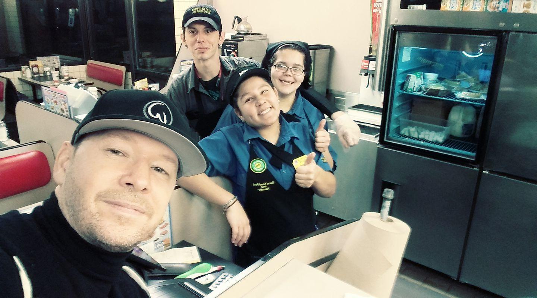 waffle house employees