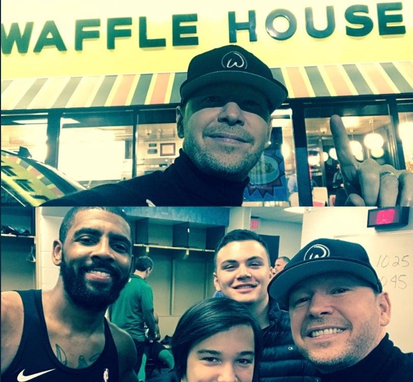 waffle house donnie