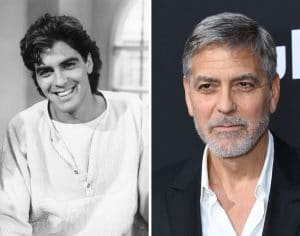 Action star and unsolicited handyman George Clooney