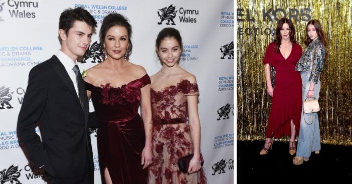 Catherine-Zeta-Jones-Kids