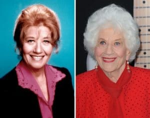 Charlotte Rae of The Facts of Life