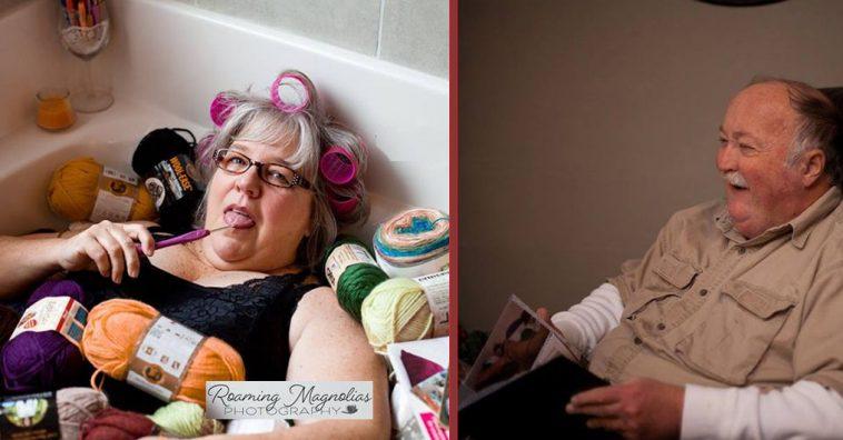 Sexy grandma stories
