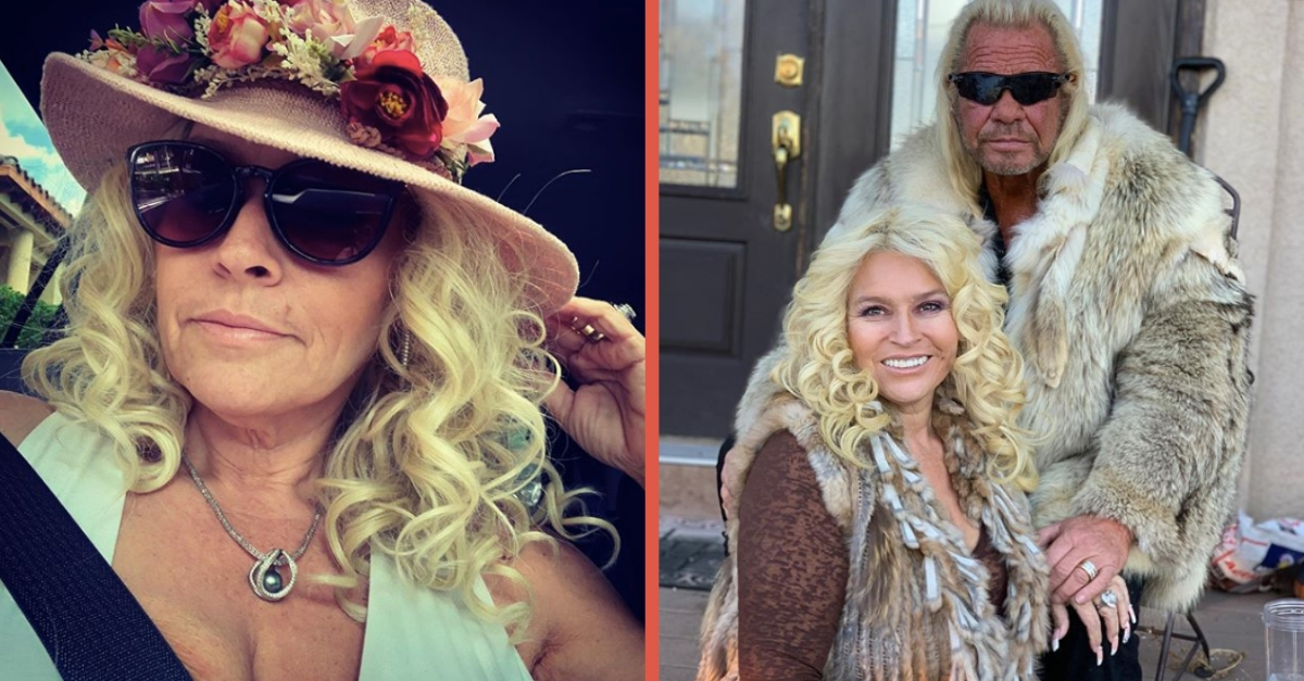 Beth Chapman Makes a Glowing Post Amid Cancer Battle