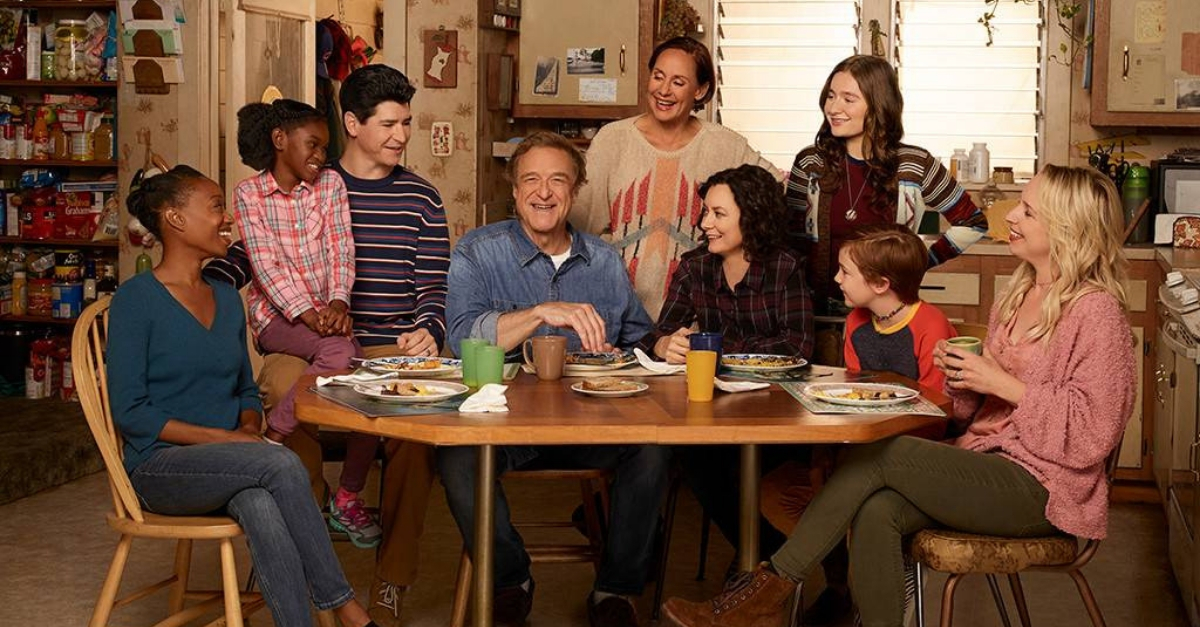 'The Conners' Has Been Renewed For A Second Season, Despite Having A Rough Start