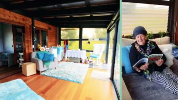 senior disability tiny home