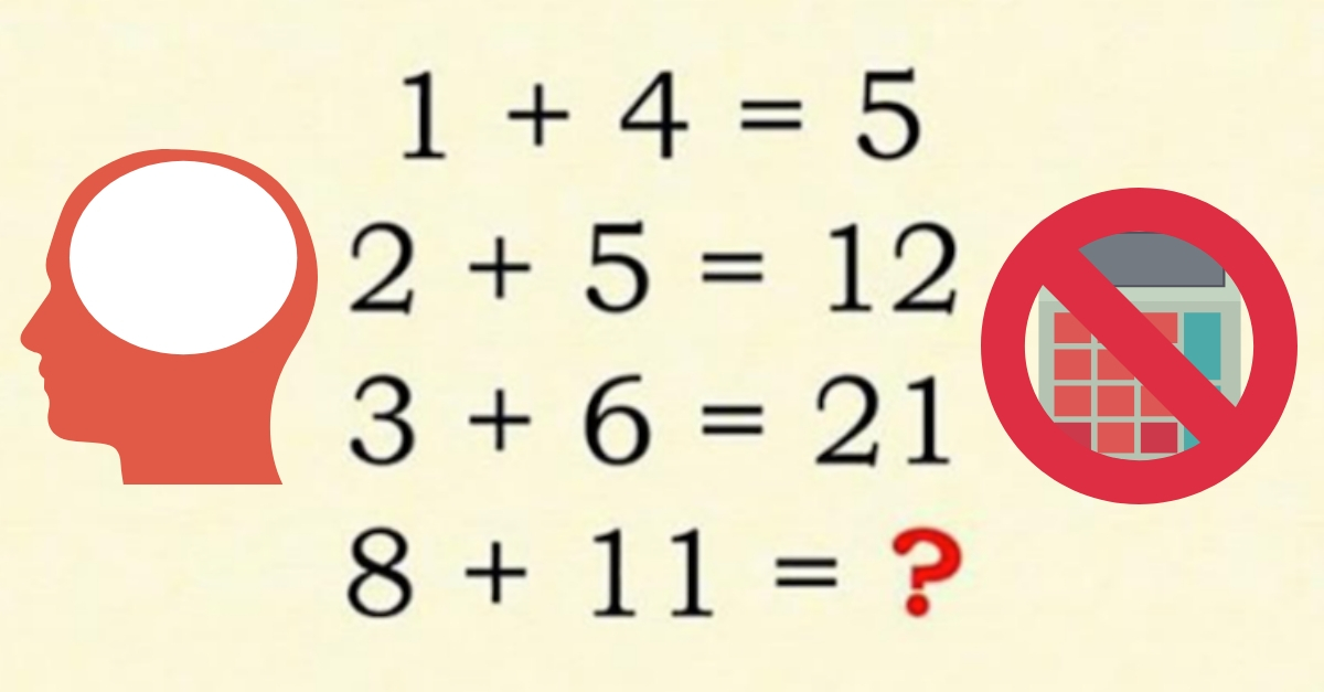 Can You Solve These Children's Math Questions That Are Stumping Everyone?