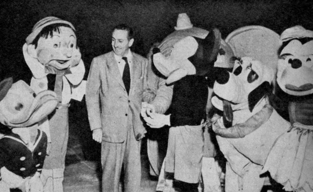 disney 1950s
