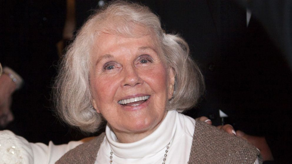 doris day in 2017