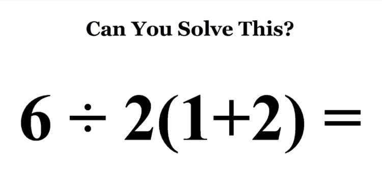 math problem two