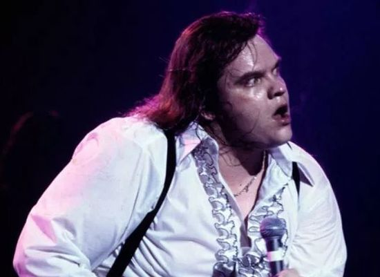 meat loaf young