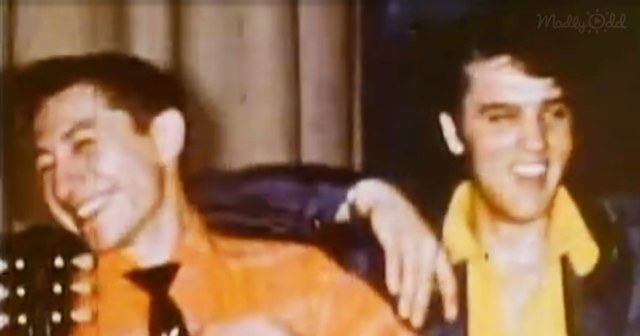 WATCH: Rare Home Footage Of A Young Elvis Presley, Buddy