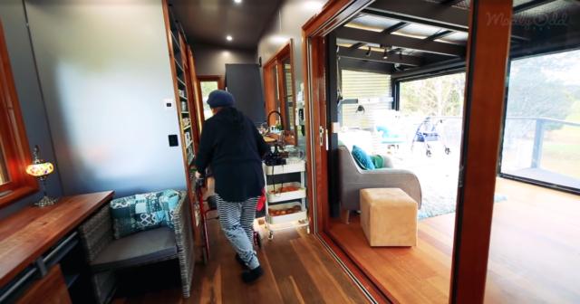 tiny home for senior living