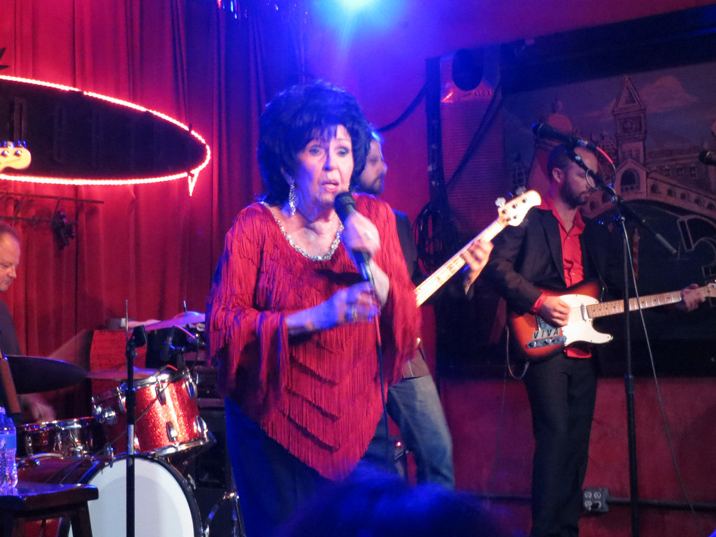 wanda jackson recent performance