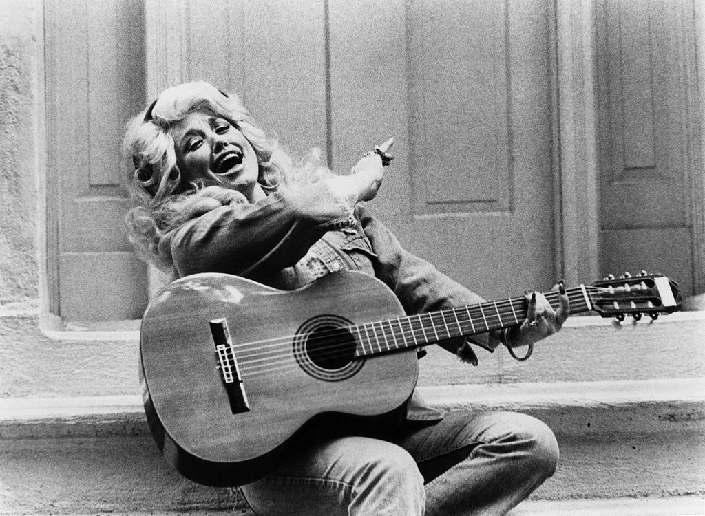 Dolly Parton I Believe Album