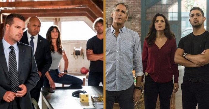 NCIS shows renewed at CBS