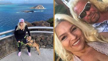 beth chapman hikes amid cancer battle