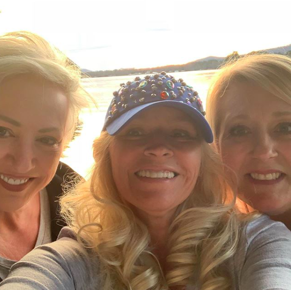 Beth Chapman and friends